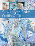 Layer Cake Quilt Books : New patchwork and quilting books