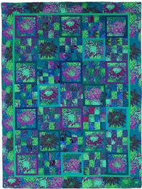 Reflecting pool quilt for Thread pool design pattern