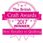 Best Quilting Retailer, UK