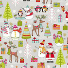 Makower Christmas Fabrics